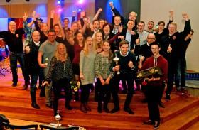 Åsenhöga Brass Band åter vinnare